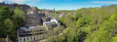 Dean Village From Above (Kev Walker ¦ 8 Million Views..Thank You) Tags: architecture boats building canon1855mm canon700d citycentre deanvillage digitalart edinburgh edinburghcastle forthbridge forthroadbridge hdr harbour leith lighthouse perth postprocessing riverforth rivertay royalmile scotland sea sky southqueensferry stirling stirlingcastle streetlamps wallacemonument waterfront westlothian