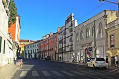 Day (Campanero Rumbero) Tags: lisbon lisboa portugal day dia travel turismo trip summer verano city ciudad street calle cielo sky blue azul europe europa