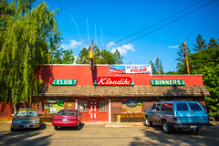 Klub Kondike (Thomas Hawk) Tags: america california klubklondike lakehead northerncalifornia shastacounty usa unitedstates unitedstatesofamerica bar neon neonsign restaurant lakeheadlakeshore us fav10 fav25