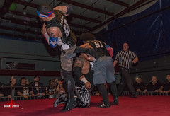 Apostles of Chaos Logan Black, Chris Benne w Dan Maff vs LAX Homicide, Angel Ortiz, Santana-42 (bkrieger02) Tags: warriorsofwrestling wow fullthrottle funstationusa statenisland nyc wrestling prowrestling professionalwrestling squaredcircle sportsentertainment sportsentertainmentphotography indywrestling indiewrestling independantwrestling supportindywrestling wrestlingphotography actionphotography flashphotography canon canonusa teamcanon 7dmkii sigma 1770 contemporarylens wwe nxt roh ringofhonor tna impactwrestling gfw ecw