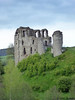 Clun Castle (what's left of it anyway) (Row 17) Tags: england shropshire clun castle castles architecture ruin ruins medieval fortification fort fortress touristattraction englishheritage historicsite historic rural