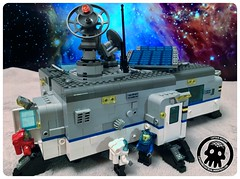 48-05 Angle View 4 (captainmutant) Tags: afol classic space lego ideas legospace legography photography minifig minifigs minifigure minifigures moc sciencefiction science fiction scifi exploration brickography toy custom