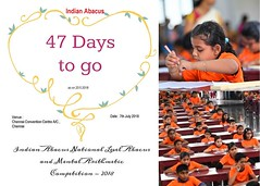 47 days to go NLC 2018 (Ind-Abacus) Tags: abacus mental mind math maths arithmetic division q new invention online learning basheer ahamed coaching indian buy tutorial national franchise master tutor how do teacher training game control kids competition course entrepreneur student indianabacuscom