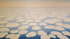 Clouds (Mamluke) Tags: jordanschnitzermuseumofart eugeneoregon georgiaokeeffe okeeffe 1962 1963 1960s skyaboveclouds sky clouds nuages ciel painting art artwork gallery museum eugene oregon mamluke jordanschnitzer jordanschnitzermuseum
