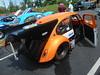 1967 Volkswagen Beetle (splattergraphics) Tags: 1967 volkswagen beetle vw dragcar pauladamsvwracing volksrod carshow arbutusartsfestival arbutusmd ag