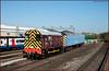 Midland Counties Railway Jocko (Resilient741) Tags: class 08 08899 mcr 175 jocko gronk ee engolish electric shunter shunt loco depot pet derby etches pak wilmorton road train disel locomotive 6398 porterbrook coach mk1