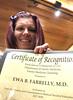 Day 4096 (evaxebra) Tags: ewa doctor certificate teacher teaching recognition usc