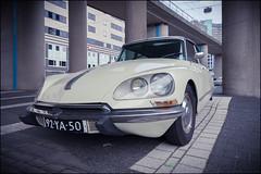 1973 Citroën DS (Chris 1971) Tags: 92ya50 1973 citroën ds