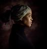 Sideway (Ita Mar Photos) Tags: model woman photo light dark side topmodel background colour soul dream dreamy majestic
