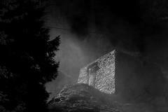 dusty (pat.netwalk) Tags: griessbachfalls darknessandlight dusty waterfall light bildgutch copyrightpatrickfrank mystic