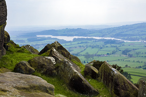 Tittersworth from the Roaches