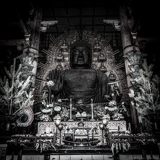 the Great Buddha of Nara