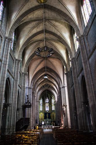 Basilique Notre Dame De Délivrance Interior 01