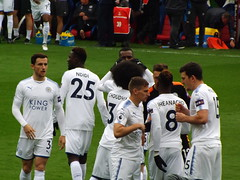 Leicester players pre match (lcfcian1) Tags: crystal palace leicester city cpfc lcfc selhurst park football england epl bpl sport footy crystalpalace leicestercity selhurstpark premier league premierleague london benchilwell 50 28418 crystalpalace50leicestercity28418 marcalbrighton harrymaguire