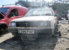 1987 Peugeot 309 Style Plus #1 (occama) Tags: e396paf peugeot 309 1987 old car cornwall uk beige cornish reg