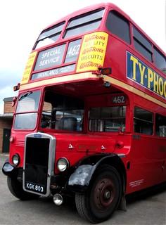 London transport RTL139 Brooklands 15/04/18.