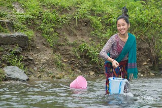 Sangken - The Water Festival of India