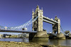 Tower Bridge (stevefoltinek) Tags: towerbridge london sky blue sun themse thames bridge tower