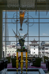 Live Life To Discover (e-box 65) Tags: shanghai tower hotel window fountain nikon 18 105 china