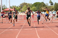 AIA State Track Meet Day 3 1053 (Az Skies Photography) Tags: 110m hurdles boys 110mhurdles boys110mhurdles 110mhurdlesboys aia state track meet may 5 2018 aiastatetrackmeet aiastatetrackmeet2018 statetrackmeet may52018 run runner runners running race racer racers racing athlete athletes action sport sports sportsphotography 5518 552018 canon eos 80d canoneos80d eos80d canon80d high school highschool highschooltrack trackmeet mesa community college mesacommunitycollege arizona az mesaaz arizonastatetrackmeet arizonastatetrackmeet2018 championship championships division iv divisioniv d4 finals