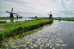 Windmills at Kinderdijk (Mark Blankvoort) Tags: kinderdijk