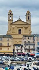 47 - Bastia le Vieux Port et l'église Saint-Jean Baptiste (paspog) Tags: bastia corse port vieuxport église church hafen haven kirche églisesaintjeanbaptiste mai may 2018
