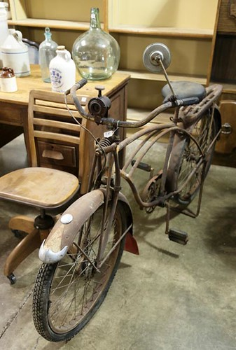 Early Bicycle ($201.60)
