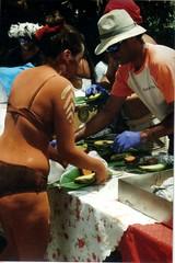 Tapati Rapa Nui (photo du chaleins) Tags: photo photography analoga analog analogphotography film fotografia foto 200asa rollo fotografiaanaloga zenit zenit11 rapanui easterisland tapati diadelafarandula