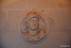 Замок Шенонсо Барельєфи InterNetri  France 099