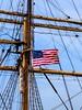 "(""MossBerg"") Tags: flag mast mastboom sails ship tallship"