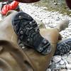 Chameau-oliv-Bach8783 (Kanalgummi) Tags: rubber waders chestwaders wathose gloves gummihandschuhe bomber jacket bomberjacke