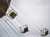 empty (Web-Betty) Tags: swings ride amusementpark chicago navypier summer