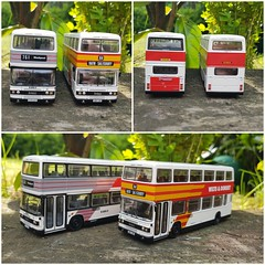 Coaches in the sun (Titanlad) Tags: modelbus efe olympian ecw nbc