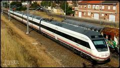 Electrizante. (ArtzaiTrain) Tags: renfe regional avant 120 121 salamanca tren train mediadistancia media md distancia caf