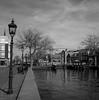 Rolleicord Vb - Shiplock @ Leidschendam-Voorburg. (Ron (Netherlands)) Tags: rolleicordvb iso100 delta 6x6 hc110 bridge shiplock leidschendam