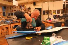 Creating the Art Float - Tam Makers - April 2018 - Photo - 124