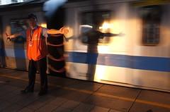 (AntEater Theater) Tags: trains metro shadows blur transit blurred reflectedlight taipei taiwan streetphotography mrt