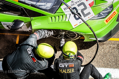 Blancpain GT Zolder 2018