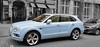 - Bentley Bentayga - (Jac Hardyy) Tags: bentley bentayga luxury suv sport utility vehicle car cars auto autos luxus crazy color colour irre farbe verückte blau hellblau light blue