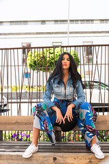 ig. aa (www.jucahelu.com) Tags: portrait saturday midday jucahelu jucaheluphotography canarias canaryislands mujer latina belleza canaria chicharrera