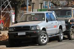 Mazda B 2600 SGX 4WD 1999 (RL GNZLZ) Tags: mazda b2600 sgx 4wd 1999