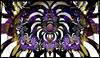 Masked (PaulO Classic. ©) Tags: photoshop picmonkey paintnet tt kreativepeople fractal