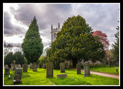 Papplewick Graveyard