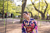 Asian woman in Kimono sleeping on swing (Apricot Cafe) Tags: img89235 asia asianandindianethnicities japan japaneseculture kimono malaysianethnicity tamronsp35mmf18divcusdmodelf012 tokyojapan charming comfortable cultures day eyesclosed greencolor happiness inokashirapark leaning lifestyles nature oneperson oneyoungmanonly oneyoungwomanonly outdoors people publicpark relaxation sitting sleeping smiling springtime swing tourism tradition traveldestinations waistup women youngadult