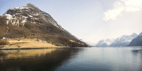 Christian Gaard Bygdetun / Trandal / Hjørundfjorden