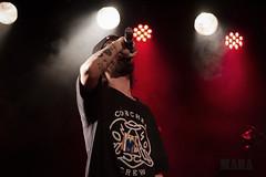 (95Maraa) Tags: 37kfest salamanca caem concierto rap metal rapmetal hip hop 7kilos corcheacrew corchea crew spain españa castillayleón canon1100d 50mm abril boy man blue lightroom guitarra guitarrista bajista humo smoke europa azul mara tamaraarcehernández mara958 95maraa arce hernández hernandez