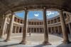 Palacio de Carlos V - Alhambra - Grenade (valecomte20) Tags: alhambra spain spanje espana granada andalaucia andalousie palace foretesse arabic muslim nasrid nikon d5500 palaciodecarlosv