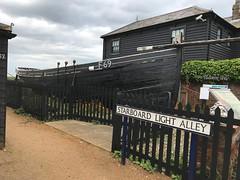 Starboard Light Alley (Matt From London) Tags: starboardlight boat whitstable kent seaside