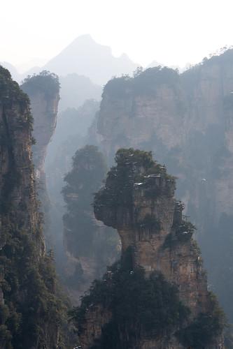 Incredible Formations - Zhangjiajie National Park