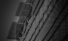 two open windows (christikren) Tags: vienna arsenal windows austria architecture blackwhite christikren facade lines monochrome noiretblanc panasonic sw wien building abstract structure